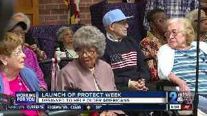 Protect Week kicks off to protect older Americans [Video]
