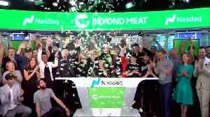 Beyond Meat drops after meteoric rise questioned [Video]