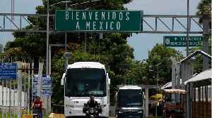 Mexico announces Guatemela border plans [Video]