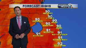 South Florida weather 6/12/19 - early report [Video]