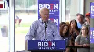 Biden promises to 'cure cancer' if elected president [Video]