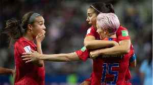 Fans Divided On USWNT 13-0 Win [Video]