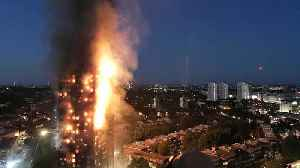 Grenfell Tower Fire Survivors Sue US Companies Over Building Materials [Video]