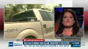 A TX dad beats his daughter's attacker to death. [Video]