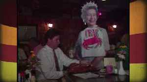 """Way Back Wednesday: Jamie takes the """"Queen"""" around Baltimore [Video]"""