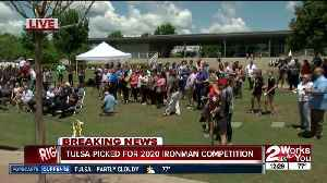 Tulsa picked as host city for 2020 IRONMAN competition [Video]