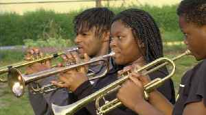Riviera Beach marching band aims for crime-free community this season [Video]