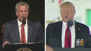 Who Is More Unpopular: De Blasio Or Trump? [Video]
