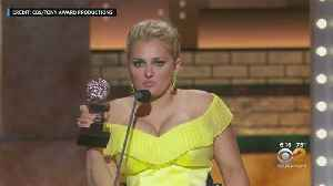 Ali Stroker's Inspiring Tony Award Speech [Video]