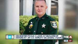 News video: State investigating complaint against deputy-owned business