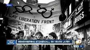 Remembering Stonewall: 50 Years Later [Video]