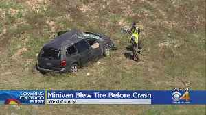 Weld County Deadly Rollover Crash Victim Identified [Video]
