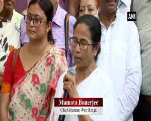 BJP will not decide fate of states CM Mamata attacks centre over Hindi imposition [Video]