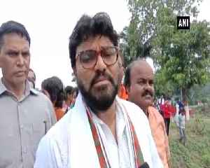 News video: Mamata Banerjee is provoking violence in West Bengal Babul Supriyo