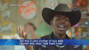 'Old Town Road' Singer Calls Minn. Family [Video]
