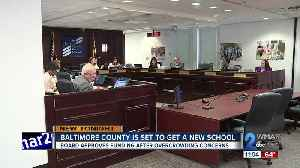 Baltimore County School Board wants new school to help with overcrowding [Video]