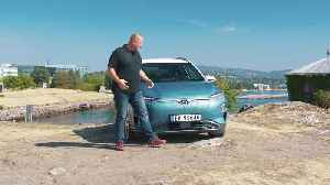 Hyundai Kona Electric – Testing the first Hyundai Electric SUV [Video]
