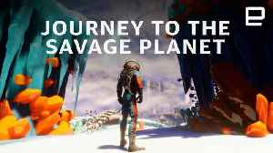 Journey to the Savage Planet First Look at E3 2019 [Video]