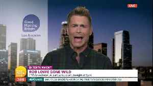 Rob Lowe Backtracks On Prince William Balding Comments [Video]