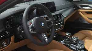 Test Fest 2019 – BMW M5 Competition Design Preview [Video]