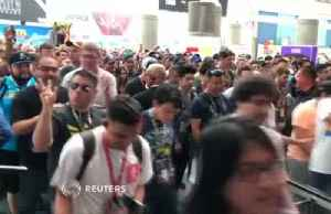 'Nerd stampede' opens E3 games show [Video]