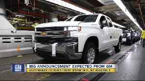 Reports: GM to invest $150 million in Flint Assembly [Video]