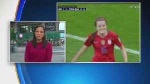 US Women Crush Thailand 13-0 In World Cup [Video]