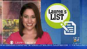 Lauren's List: Four Food Habits That You Need To Stop Doing [Video]