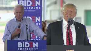 Political Headlines: Trump-Biden Trading Insults [Video]