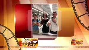 Art's Camera Plus Picture of the Day for June 12! [Video]
