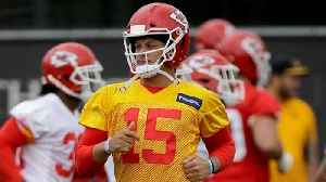 Peter Schrager's hot take: Kansas City Chiefs quarterback Patrick Mahomes will be 'even better' in 2019 [Video]
