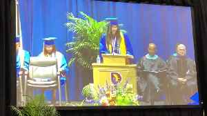 RAW VIDEO: Speech Of DISD Valedictorian Cut Short After Mention Of Black Shooting Victims [Video]