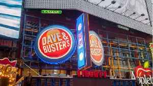 Dave & Buster's Stock Crashes [Video]
