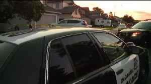 21-Year-Old Man Shot While Sitting in Parked Car in California Neighborhood [Video]