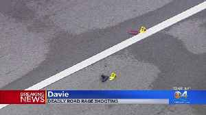 Police Release New Details On Deadly Road Rage Shooting In Davie [Video]