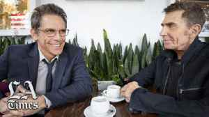 Ben Stiller and Jerry Stahl: A meeting of the minds [Video]