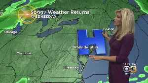 Midday Wednesday Weather Update: Rain Moves In Tonight [Video]