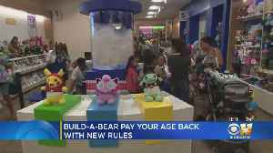 Build-A-Bear Offering Lottery Tickets For 'Pay Your Age' Event [Video]