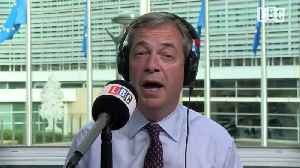 Nigel Farage Labels Jo Brand's Comments Appalling [Video]