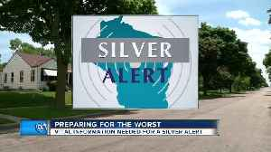 Preparing for the worst: vital information needed for a Silver Alert [Video]