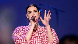 Dua Lipa brushes off baby photo editing criticism [Video]