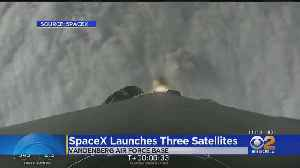 SpaceX Launches Falcon 9 Rocket From Vandenberg Air Force Base [Video]
