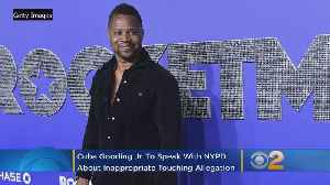 News video: Cuba Gooding, Jr. To Speak With NYPD About Inappropriate Touching Allegation