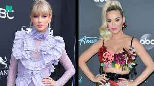 Katy Perry & Taylor Swift Rekindle Their Friendship [Video]