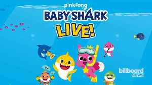 'Baby Shark' Headed on the Road With 100-Date Tour | Billboard News [Video]