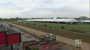 News video: Baltimore Drops Lawsuit Seeking Takeover Of Pimlico, Preakness Stakes