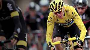 News video: Chris Froome in numbers