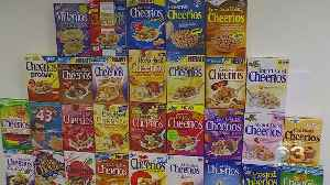 New Study Finds Traces Of Chemicals Found In Cheerio Products [Video]