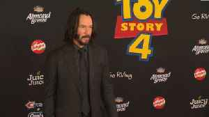 Keanu Reeves On Being The 'Internet's Boyfriend' [Video]