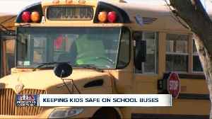 Fighting for more school bus safety for kids [Video]